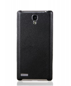 RedMi Note Matte Leather Back Cover 1