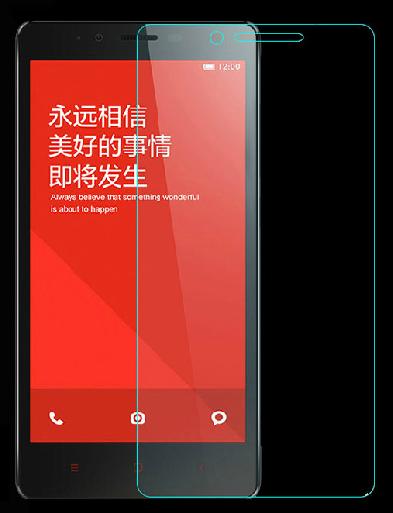 redmi note tempered glass screen protector