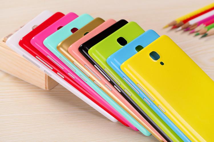 RedMi Note Color Back Cover 3