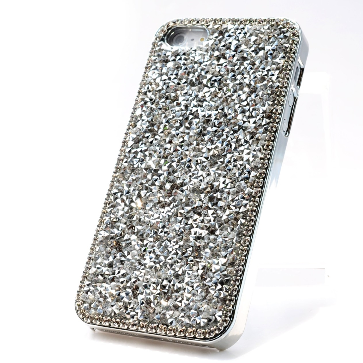 bling crystal phone case