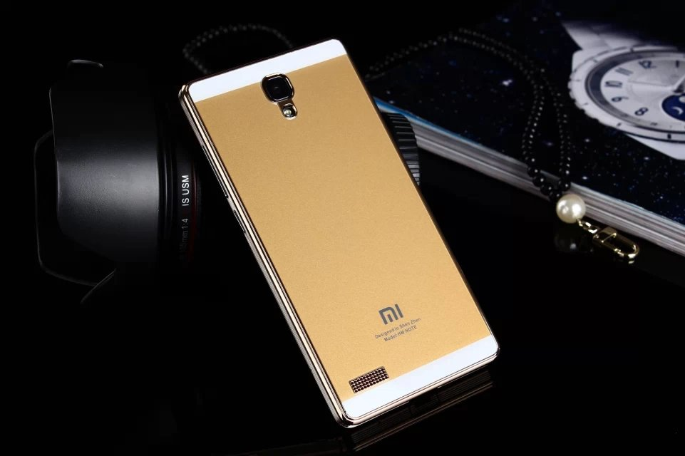 RedMi Note Mirror Glass Panel Cover (4)