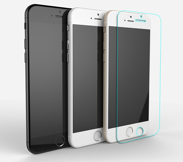 iphone 6 tempered glass screen protector 7