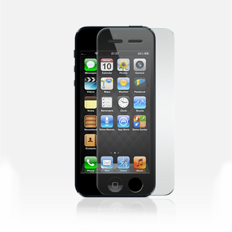 iphone5s iphone5 iphone5c tempered glass screen protector 1