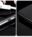 RedMi 1S Mirror Glass Panel with Metal Frame Black Grey 2