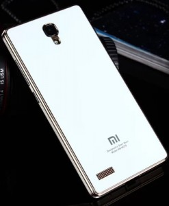 RedMi Note Mirror Glass Panel Cover (8)
