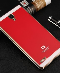 RedMi Note Mirror Glass Panel Cover (11)