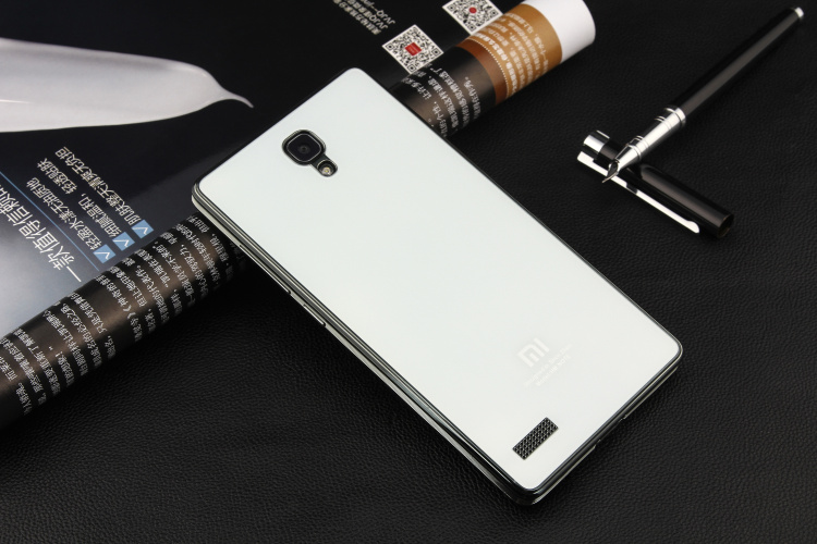 RedMi Note Mirror Glass Panel Cover (54)