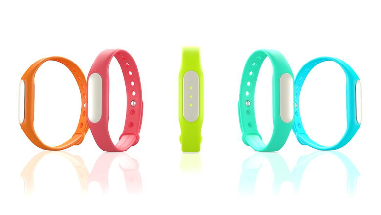 mi band waist strap color
