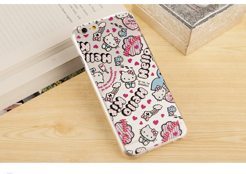 iPhone 6 Hello Kitty Phone Case (5)