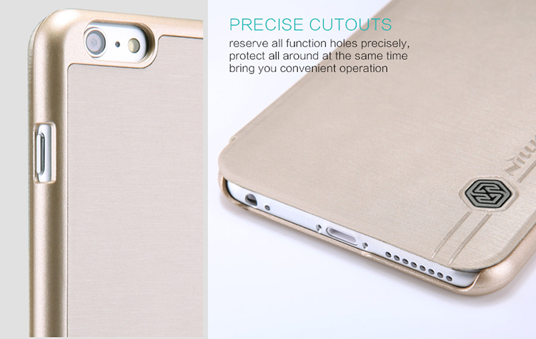 iPhone 6 Plus Nillkin Rain Leather Case (30)