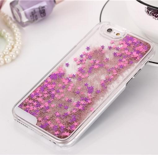 iPhone 6 Star Liquid Quicksand hard case (3)