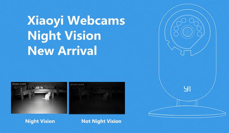 In-Stock-100-Original-Xiaomi-Xiaoyi-CCTV-Camera-Night-Vision-IR-Wireless-Wifi-Built-in-Microphone
