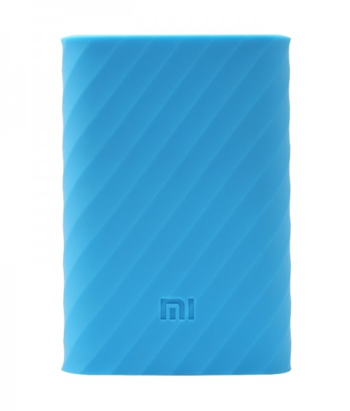 10000mah power bank blue